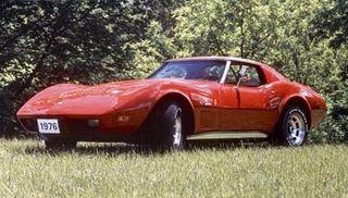 1976_Chevrolet_Corvette