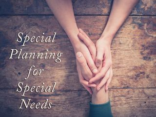 Special planning special needs